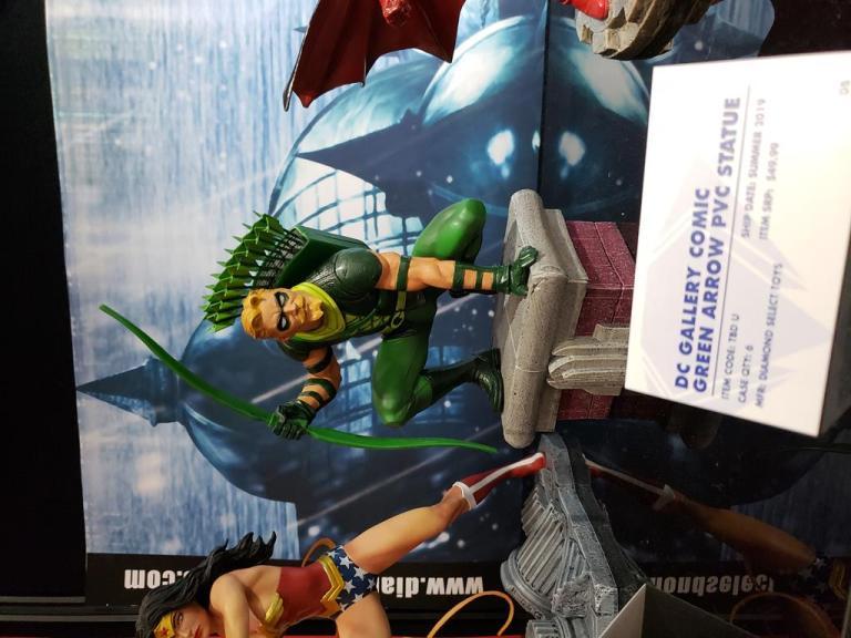 Diamond Select Toys- Toy Fair 2019