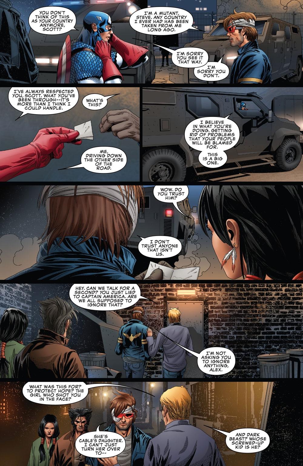 Uncanny X-Men #16 – Review