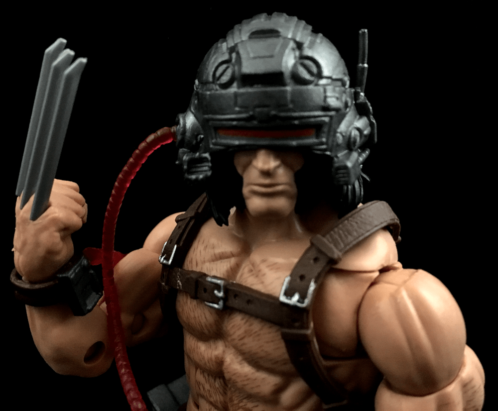 Marvel Legends Weapon X Review