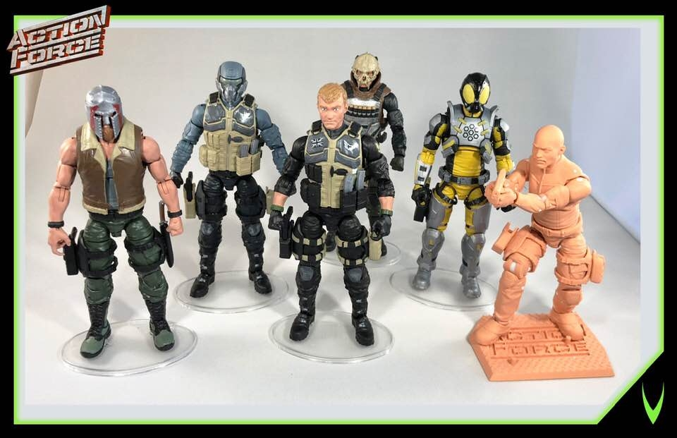 Action Force Kickstarter Shows What Hasbro Could Do