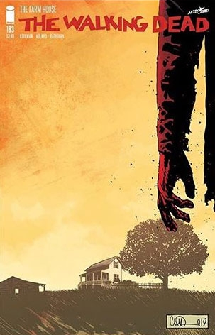 The Walking Dead Surprises Readers With Final Issue