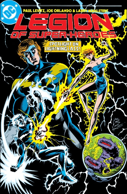 Legion Of Super-Heroes #6 – Review Of Old Comics