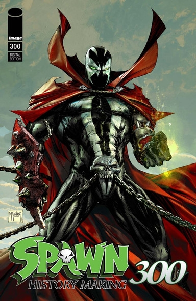 Spawn #300 – Review