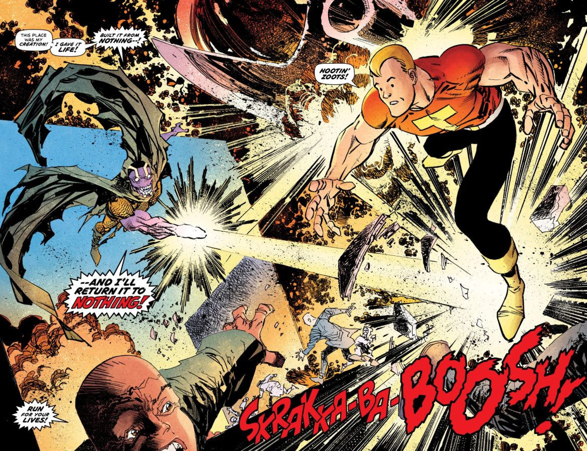 Savage Dragon #246 – Review