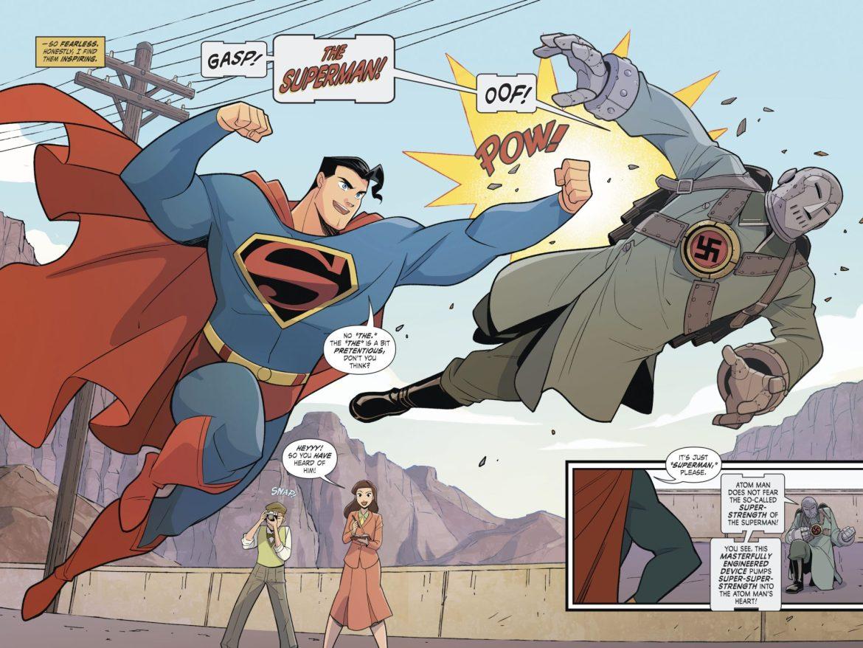 Superman Smashes The Klan #1 -Review