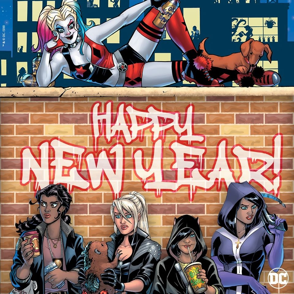 Happy New Year!! Plenty of Things to Come!