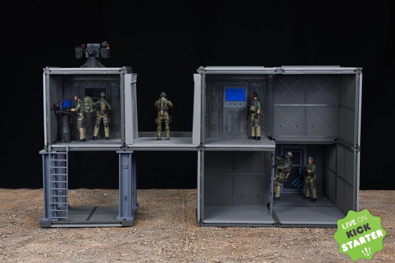 COMPLEX Base Building Systems Series 2 Kickstarter