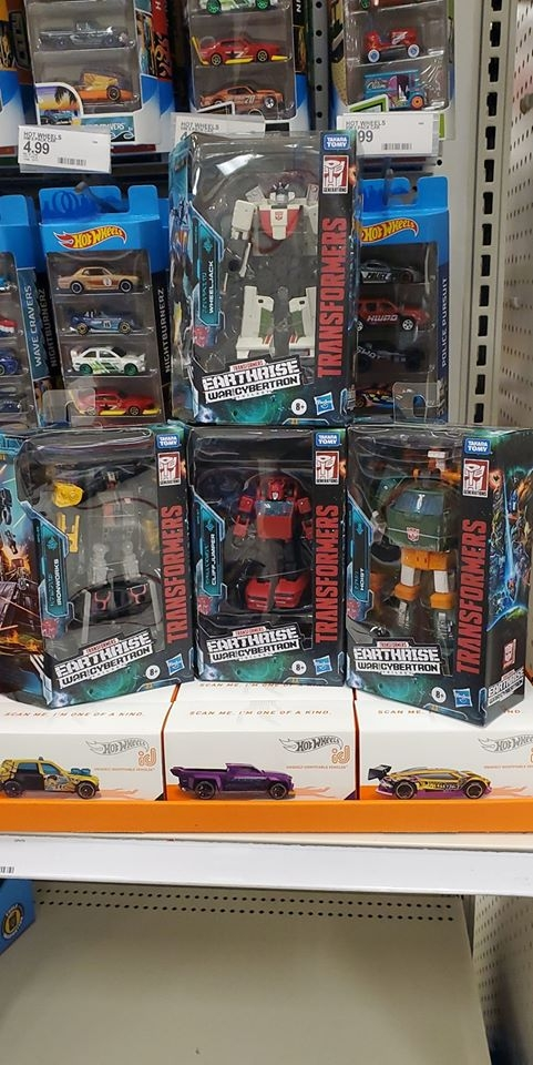 More Transformers Earthrise Found At Retail