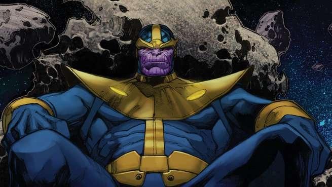 Breaking News: Mezco Teases Thanos