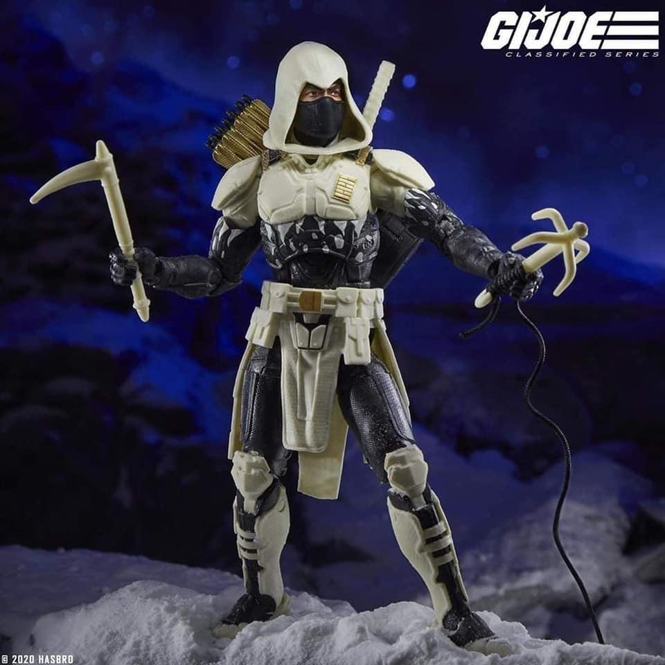 G.I. Joe Classified Series Arctic Mission Storm Shadow