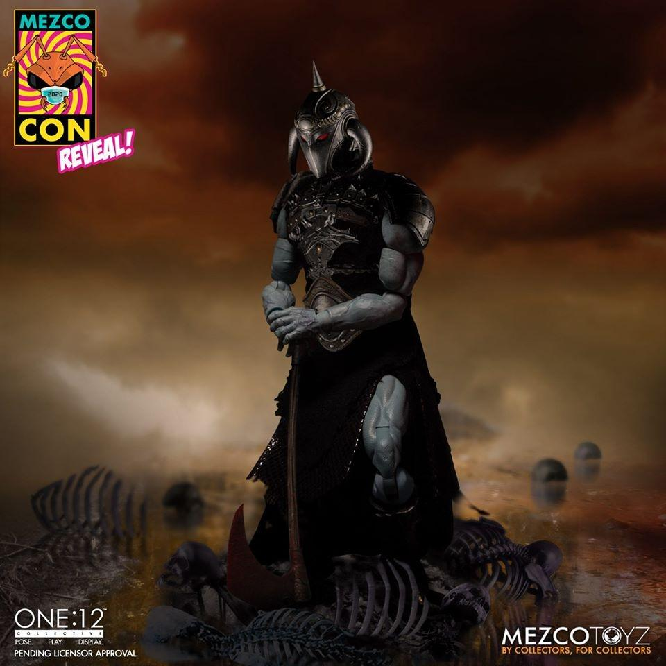 Mezco One 12 Collective Death Dealer!