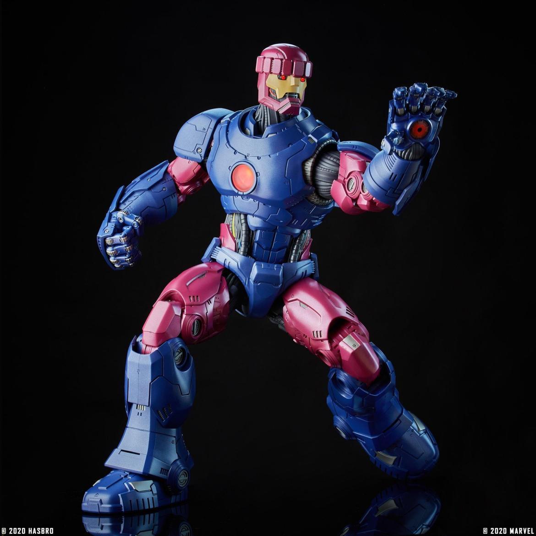 Haslab X-Men Legends Marvel's Sentinel LIVE