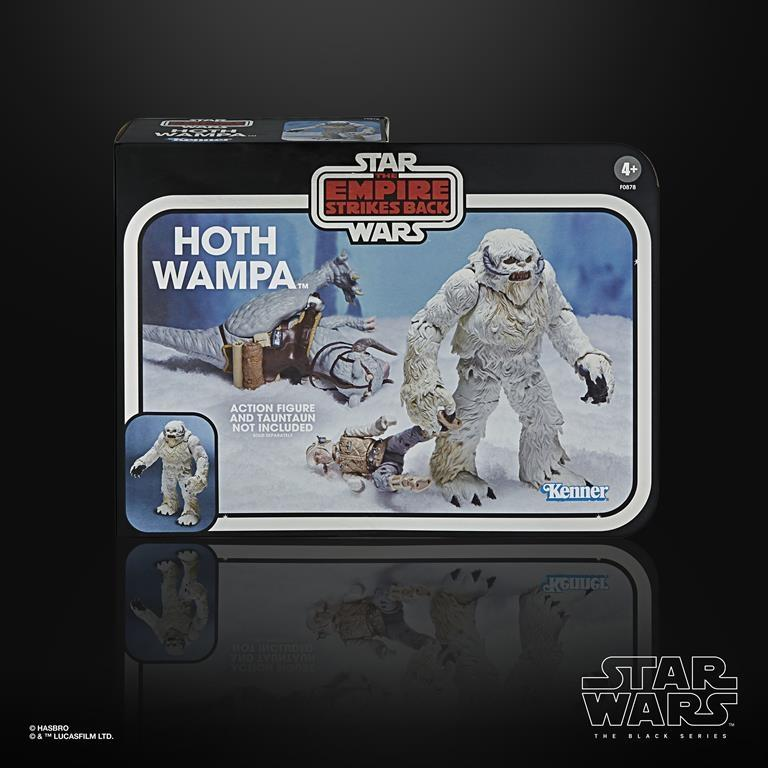STAR WARS THE BLACK SERIES 6 inch HOTH WAMPA