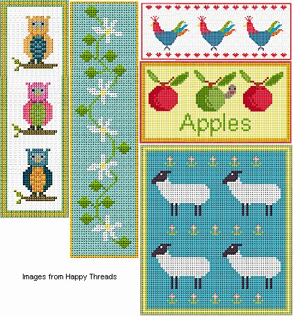More freebies from Happy Threads – Craft Gossip