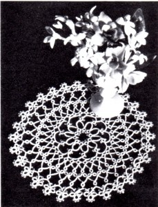 Vintage-Crafts-and-More-Tatting-Pattern-for-a-Round-Doily-229x300