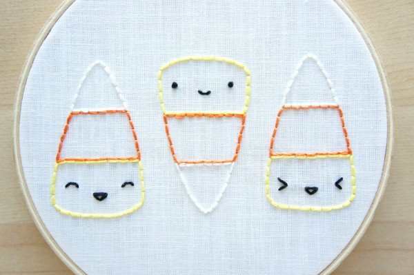 Embroidery-Candy-Corn-Faces