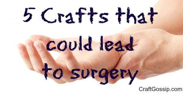 crafts-surgery-pain-carpel-tunnel-syndrome