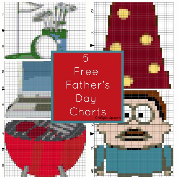 fathers-day0needlework-chart-pattern-free-gift-sew-cross-stitch-embroidery