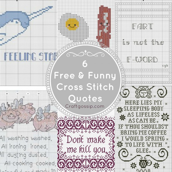 Funny Cross Stitch Charts – Cross-Stitch
