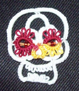 Halloween Tatting Project –