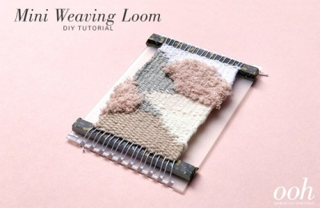 DIY Mini Loom