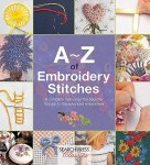 Book Review - A-Z of Embroidery Stitches