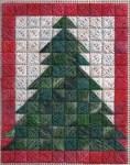 Needlepoint Christmas Tree Free Pattern