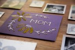 Embroidered Mother's Day Card Tutorial