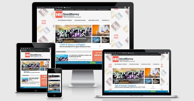 Was ist Responsive Webdesign?
