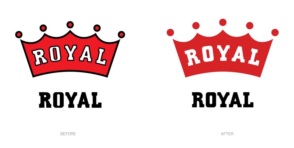 Royal Coffee Importers ⋆ Logo Refresh ⋆ Needmore Designs