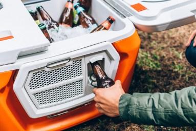 Coolest bottle opener