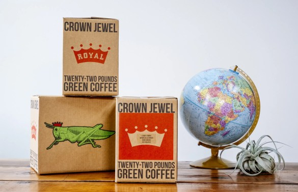 Royal Coffee Crown Jewel coffee