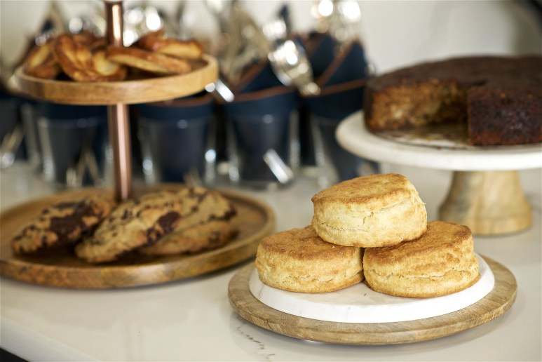 Hither baked goods / Photo courtesy David L. Reamer