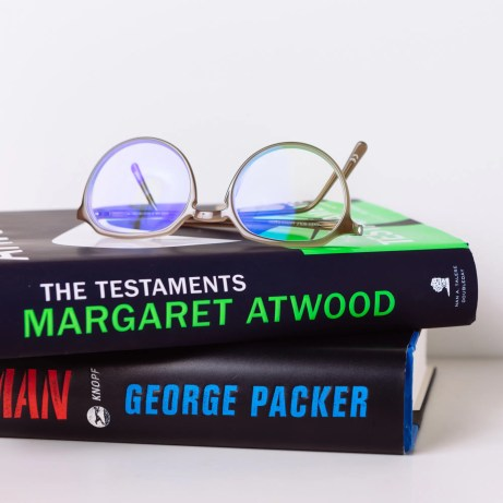 The Testaments by Margaret Atwwood