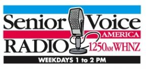 Senior Voice Radio 1250AM WHNZ