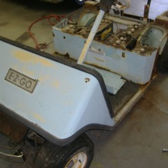 1993 Ezgo Marathon Wiring Diagram 65 Mustang Dash Gas Golf Cart For Batteries Automotive
