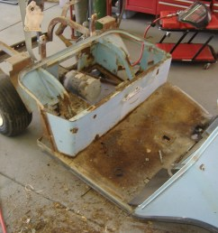 ev midget build part 4 rear suspension needthatcar golf cart light wiring diagram golf cart motor wiring diagram [ 1280 x 960 Pixel ]