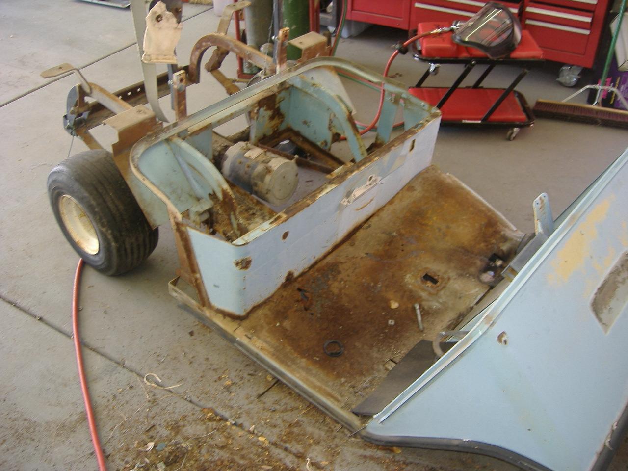 hight resolution of ev midget build part 4 rear suspension needthatcar golf cart light wiring diagram golf cart motor wiring diagram