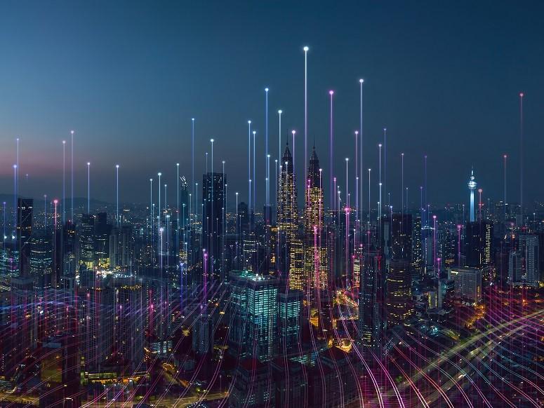 Digital Skyline
