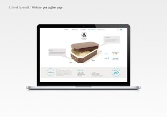 Medium Product Page Design