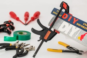 Some tools you'll need for your home improvement.