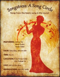 songstress-gig-poster