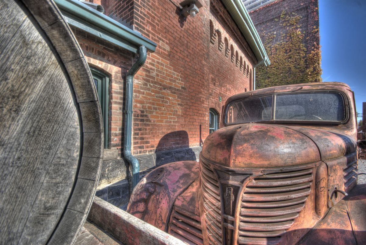 Distillery District HDR Photo Meetup