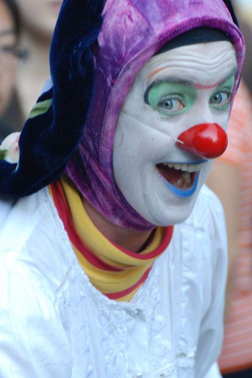 clown artist 1