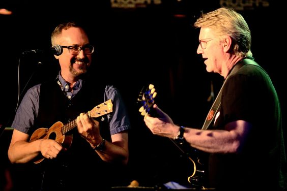Matt Gerber and Rik Emmett