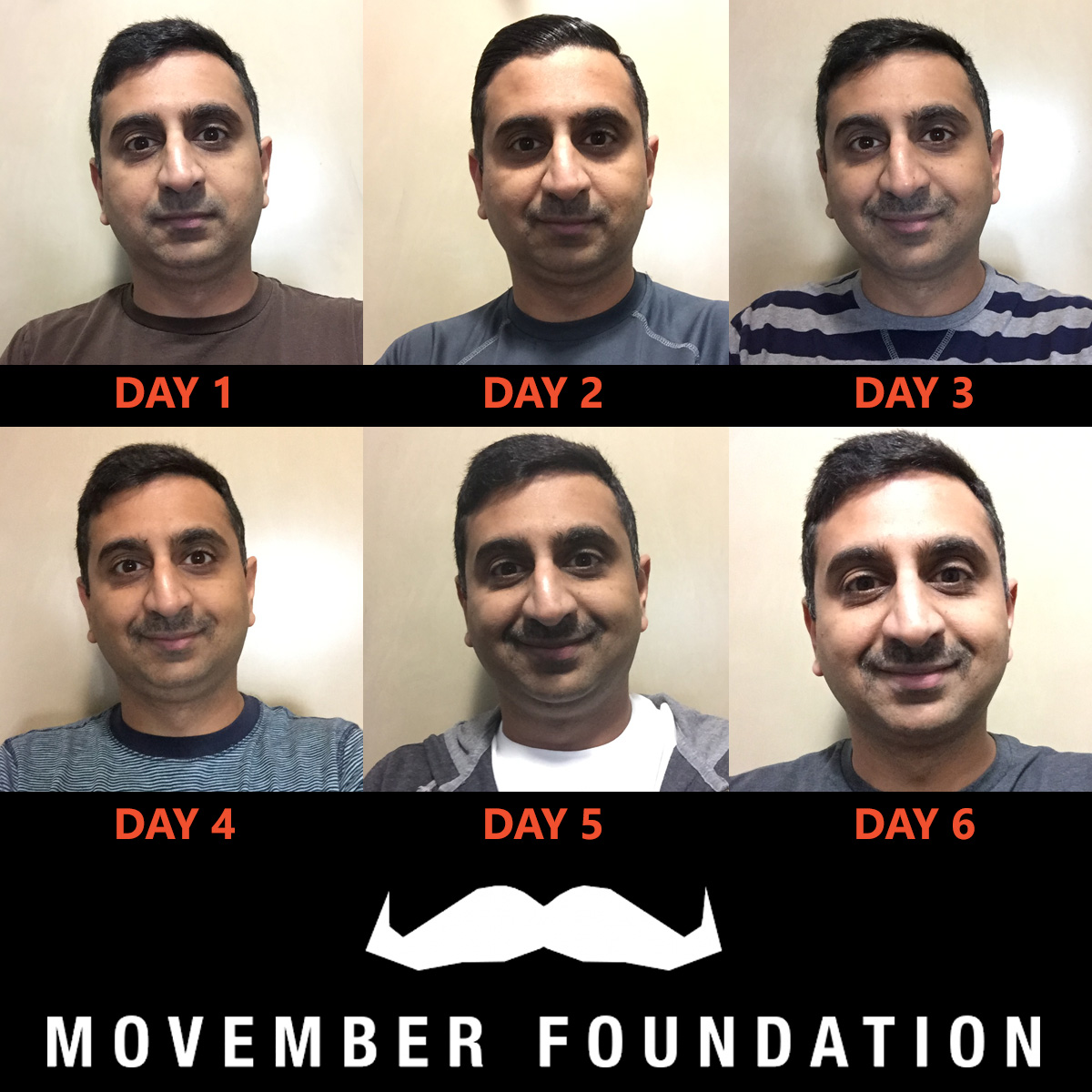 Movember Man-isms Part 1: Physical Health