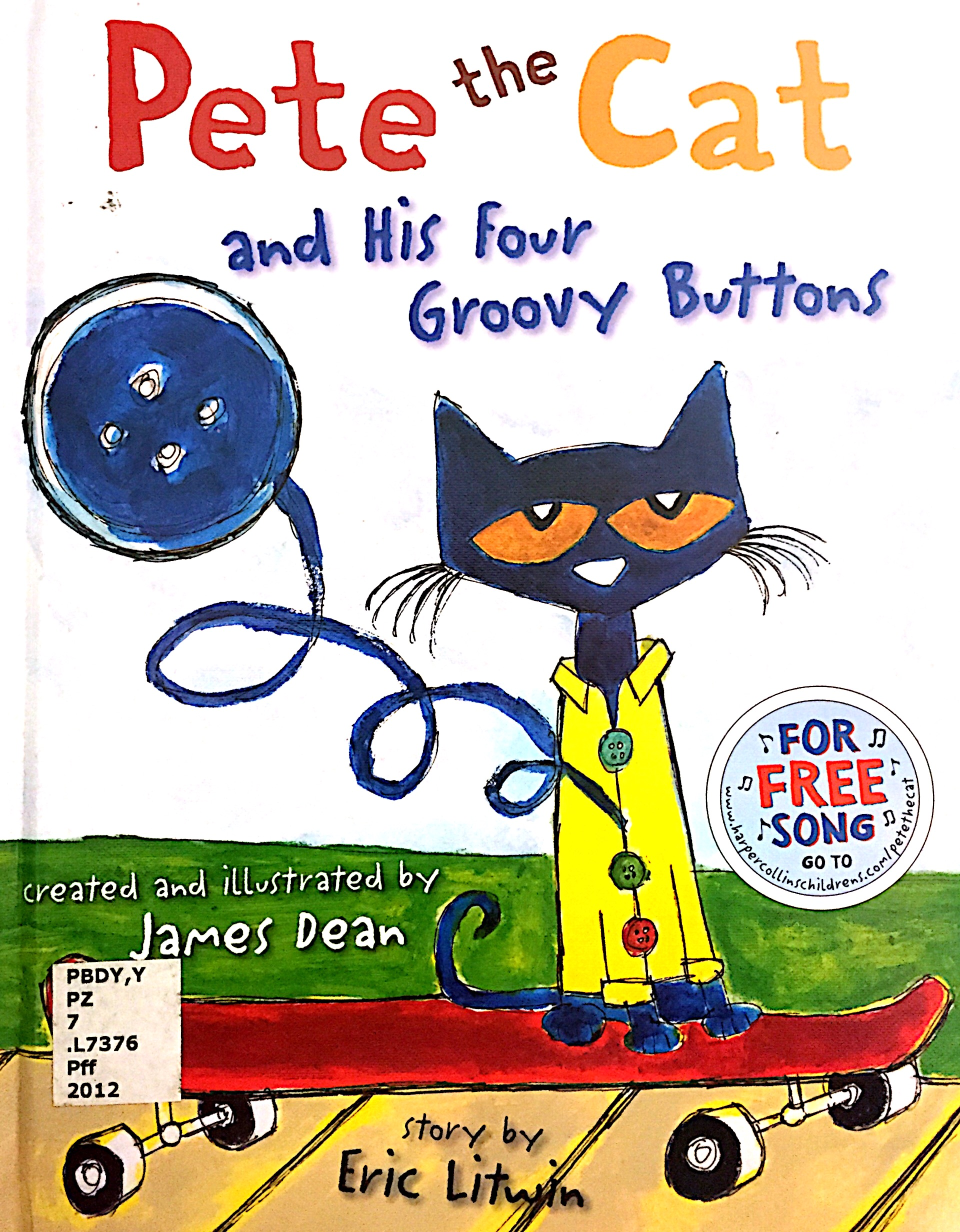 Printable Pete The Cat And His Magic Sunglasses