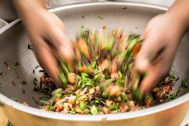 Mixing Ingredients Image