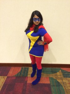 Ms. Marvel aka Kamala Khan
