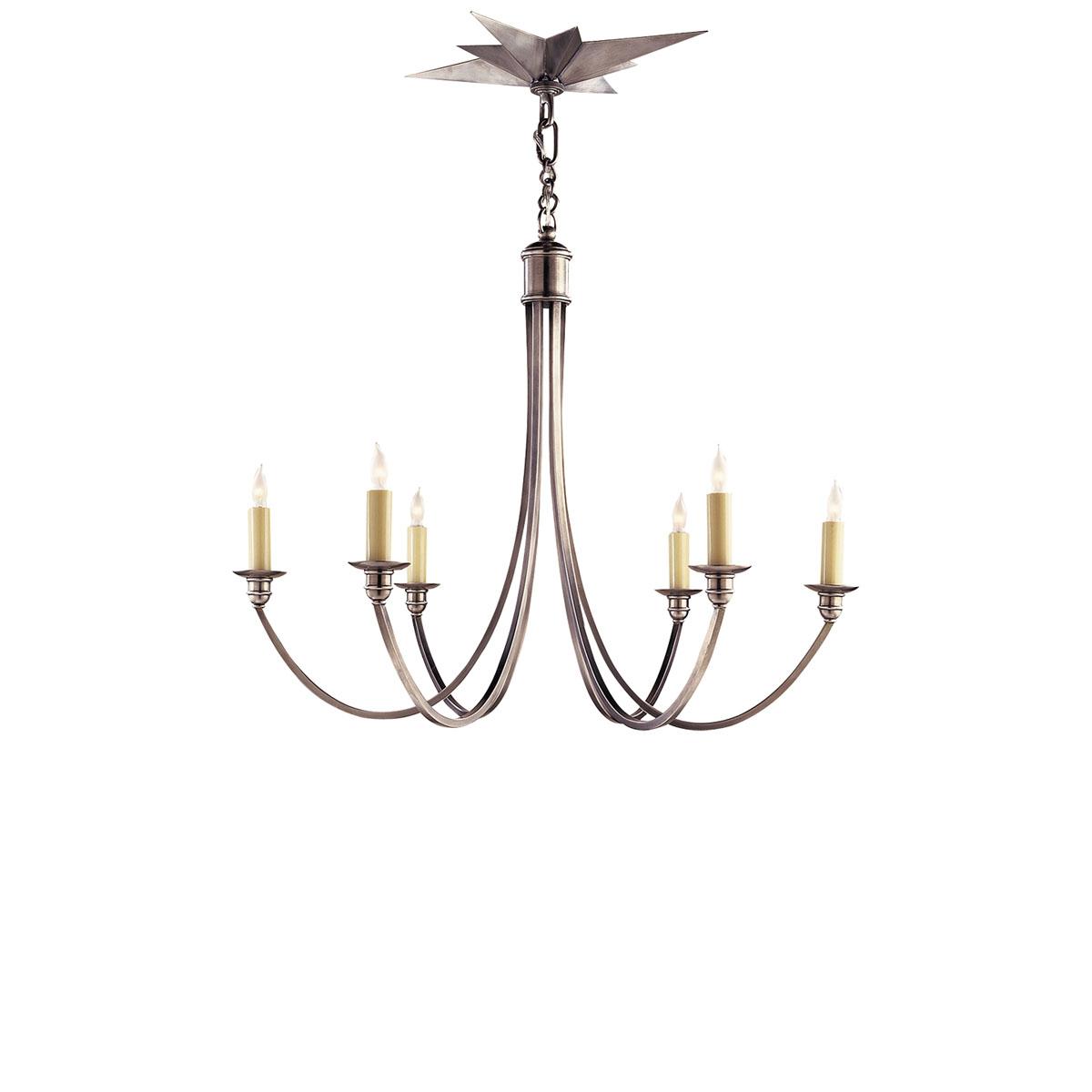 Visual Comfort Medium Venetian Chandeliers